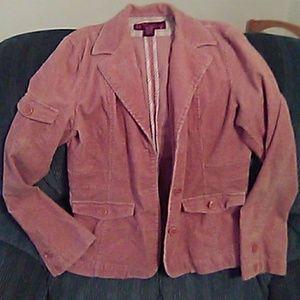 Light coderoy jacket/ blazer